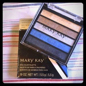 """Mary Kay limited edition palette """"Rock the Runway"""""""